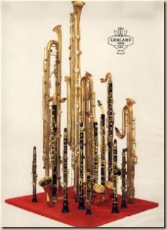 History of the clarinet.?