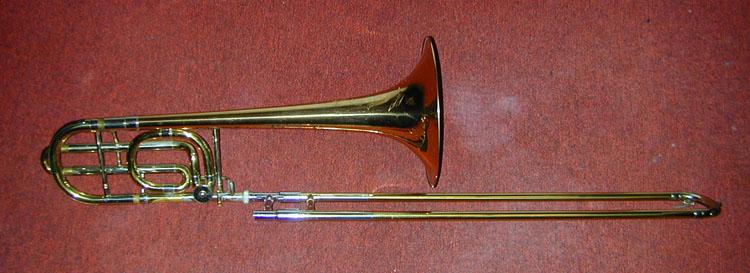 Conn Trombone 72H - DannyChesnut com
