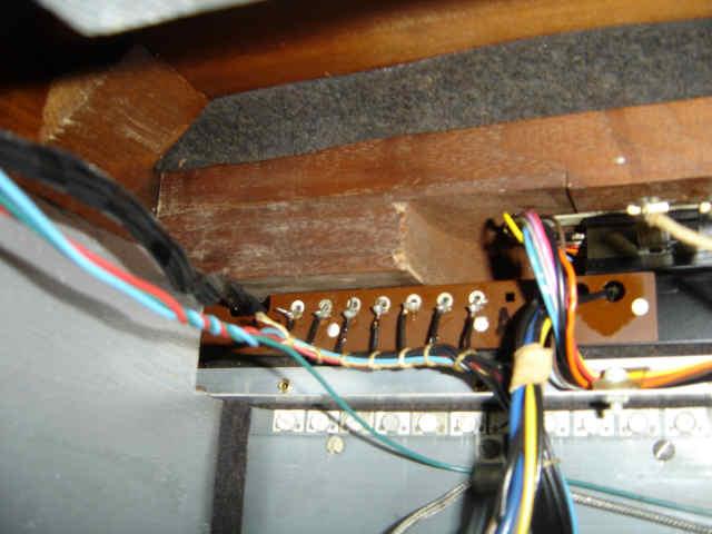 Rebuild Your Hammond Organ Vibrato Scanner - DannyChesnut com