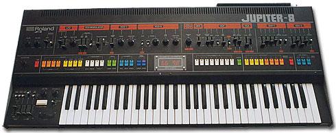 Roland Jupiter 8 - DannyChesnut com