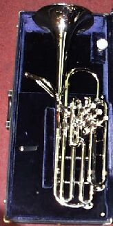 Conn Marching Trombone 90G