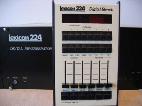 lexicon 224 v 4 4 program science and emulation. Black Bedroom Furniture Sets. Home Design Ideas
