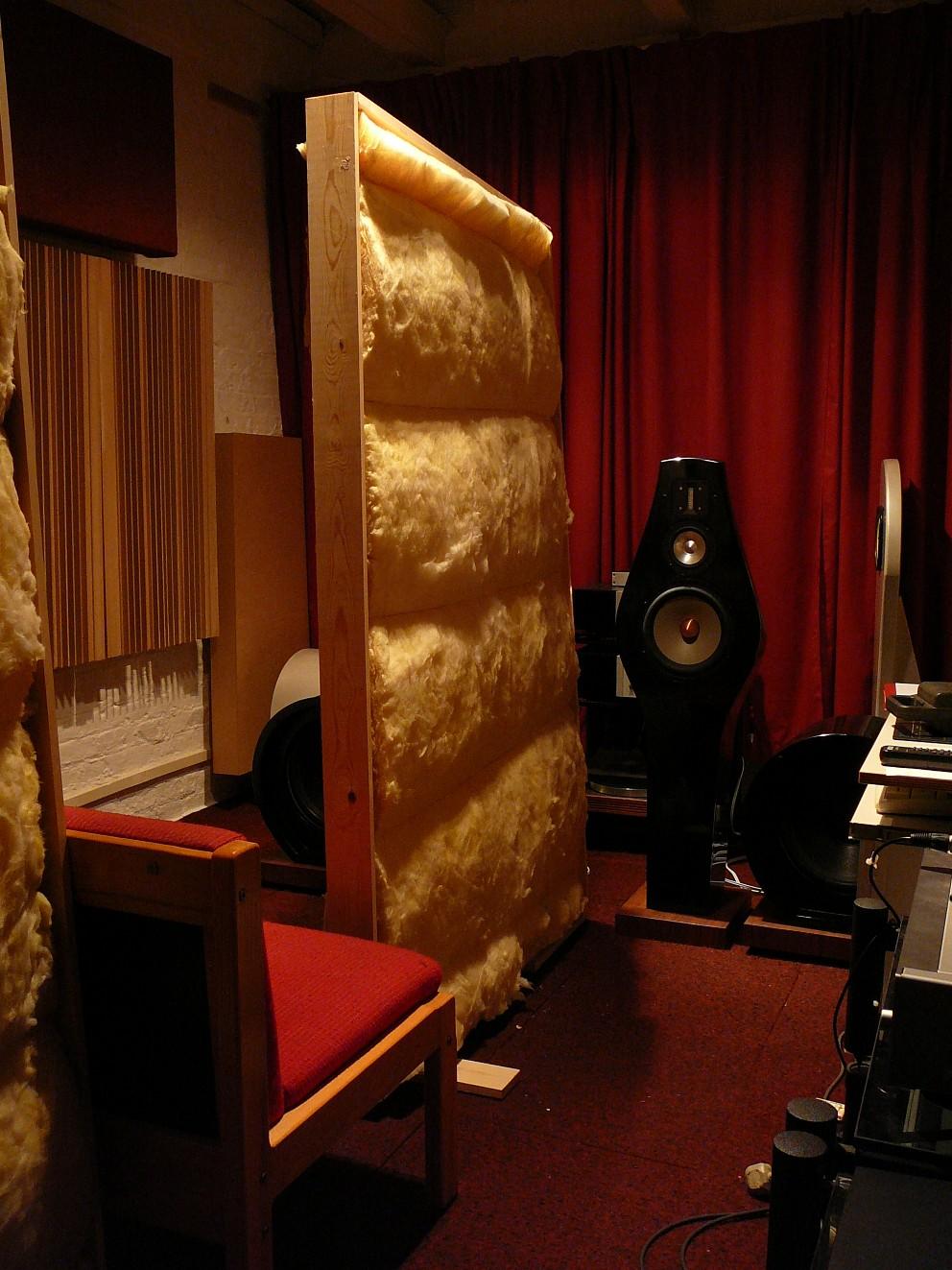 Recording Studio Sound Proofing Cubicle Dannychesnut Com